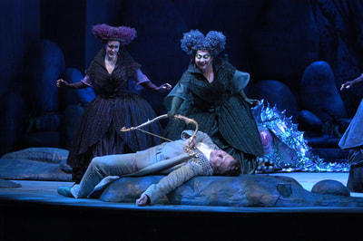 First Lady-The Magic Flute Lyric Opera of Chicago