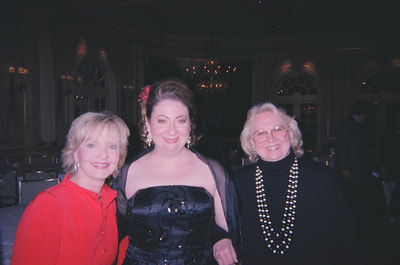 With Florence Henderson and Barbara Cook, The Song Continues Gala
