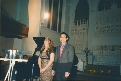 With Pianist Jerome Tan-Carnegie Hall Neighborhood Concert Series